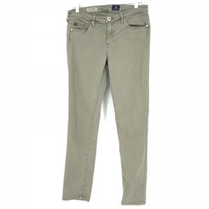 AG Adriano Goldschmied Sz 28 The Stevie Ankle Jean